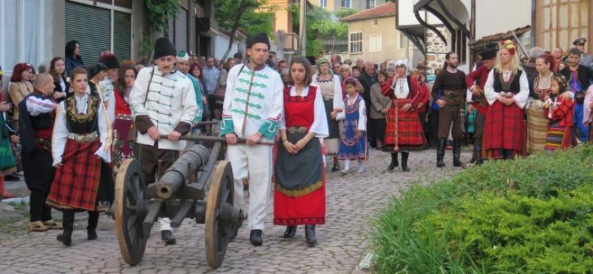 Бунтовният Април 1876: С факелно шествие от Синджирли бунар Брацигово почита въстанието
