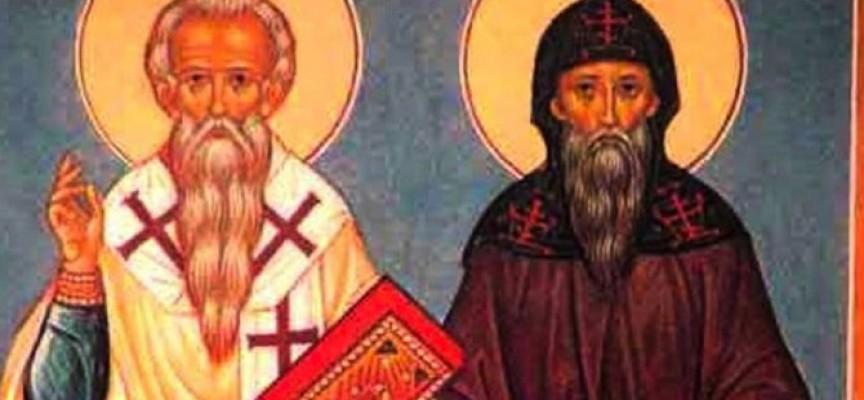 Православието почита днес светите братя Кирил и Методий