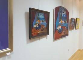 В понеделник: Клубът на дейците на културата представя художникът Ангел Рашев