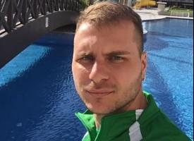 Стефан Лачов: Дебютирах в Хебър преди дванадесет години, на мач в Кюстендил
