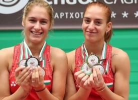 Очаквано: Сестри Стоеви грабнаха златото от международния шампионат по бадминтон
