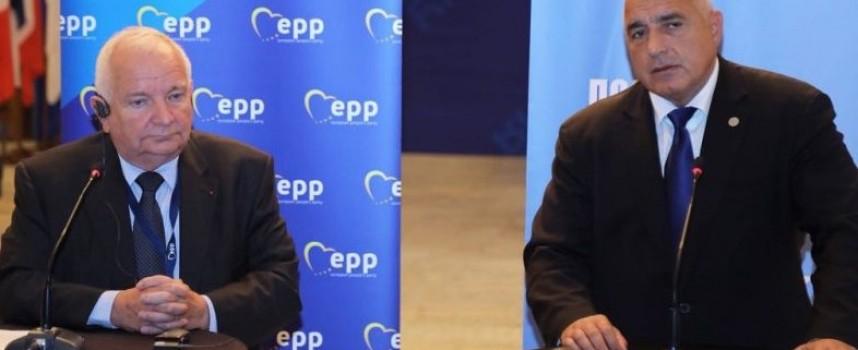 Жозеф Дол, ЕНП: Балканите винаги са били приоритет за ЕНП, трябва да работим за региона в името на бъдещите поколения