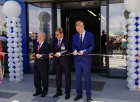 Японският посланик, губернаторът и кметът уважиха откриването на новата база на РАИС