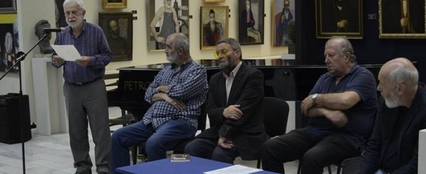 Хари Хараламбиев: Това е книга за тъгата и спасението