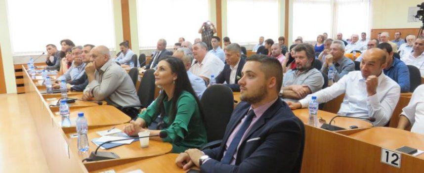 Новите общински съветници полагат клетва идната сряда, избират председател