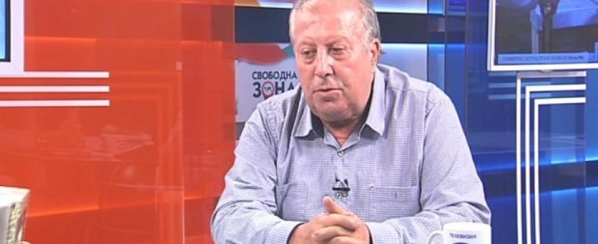 """Никола Иванов гостува в """"Свободна зона"""", този път ще говори за Иван Динков"""