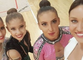 """""""Златното момиче"""" Ренета Камберова откри турнирът на """"Диляна Прима"""", беше и гост в БТВ"""