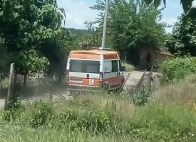 Газова бутилка избухна в Калугерово