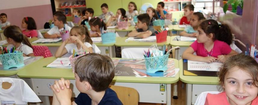 """Второкласници от """"Васил Друмев"""" спечелиха приза """"Клас на месеца"""""""