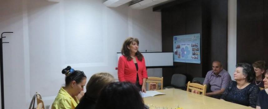 Валентина Кайтазова: Тържествено откриване на учебната година ще има за 1,5 и 8 клас