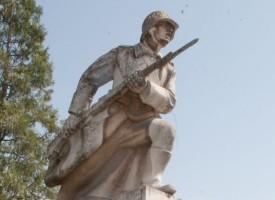 Войнишкият паметник в Капитан Димитриево е изцяло реставриран от колектив на скулптора Спас Киричев