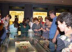 """Панагюрското сребърно съкровище се завърна у дома  с подкрепата на """"Асарел-Медет""""АД"""