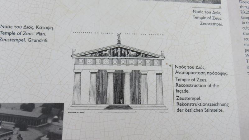 10олимпия-наос-храм зевс