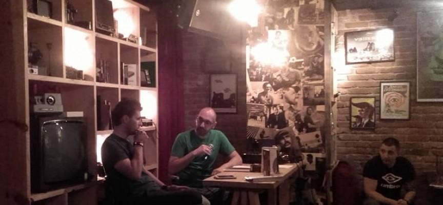 """Младият писател Мехмед Атипов от Драгиново, представи """"Невидим живот"""" в Пловдив"""