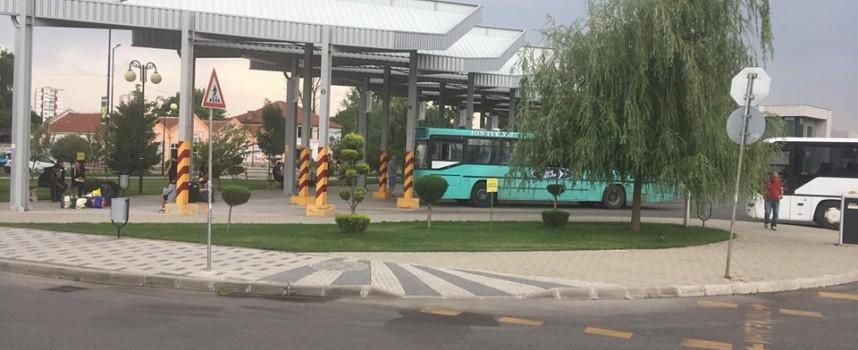 Пазарджик: Автобуси блокираха изходите на Автогарата