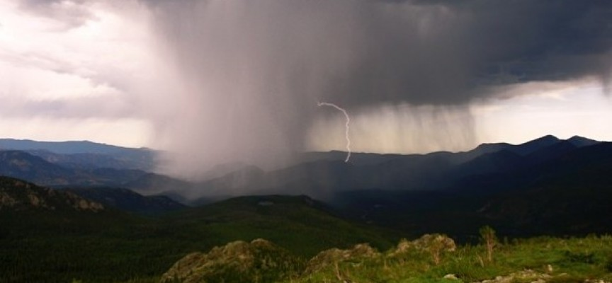 Какво да правим, когато ни настигне буря?