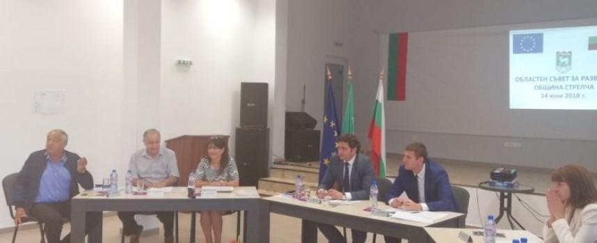 Стойно Чачов поиска от областния управител спешен ремонт на пътя към Панагюрище и Копривщица