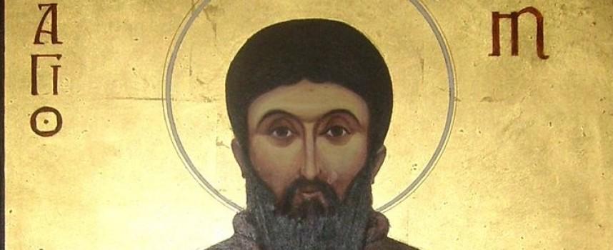 Църквата почита паметта на преподобния Наум Охридски
