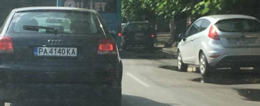 Читателска връзка: Пътни безумици в Пазарджик – епизод 3782