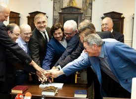 В неделя: Масоните празнуват своята Нова година, валидираха марка преди месец
