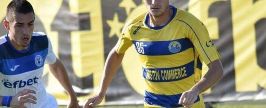 Димитър Юруков е най-новото попълнение на ФК Хебър