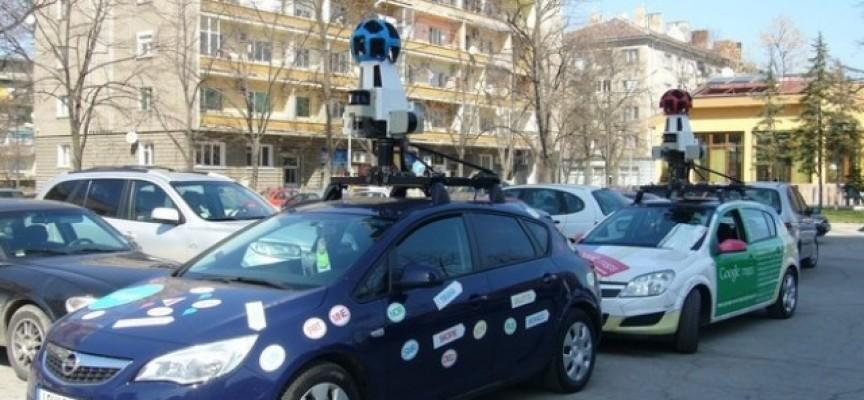 """Kолите на """"Гугъл Стрийт Вю"""" отново тръгват към Пазарджик, Панагюрище и Велинград"""