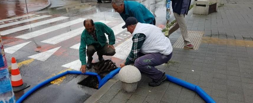 47 литра на квадратен метър потопиха Пазарджик