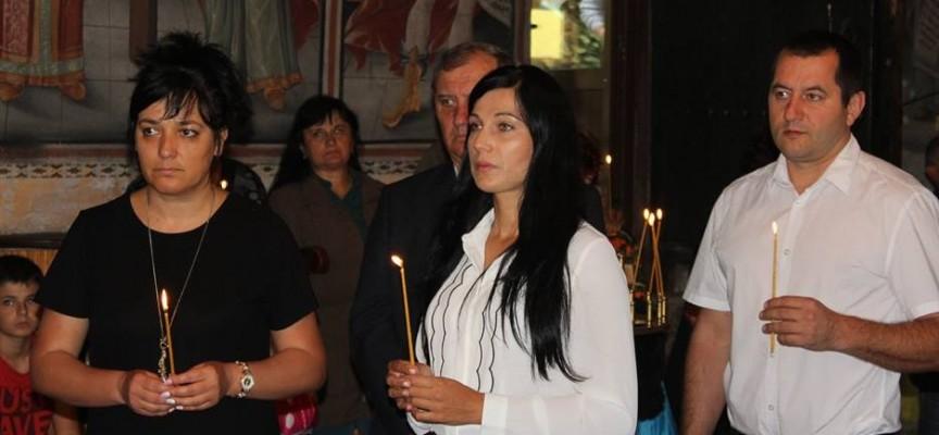 Кметицата на Бошуля даде курбан за здраве и благополучие
