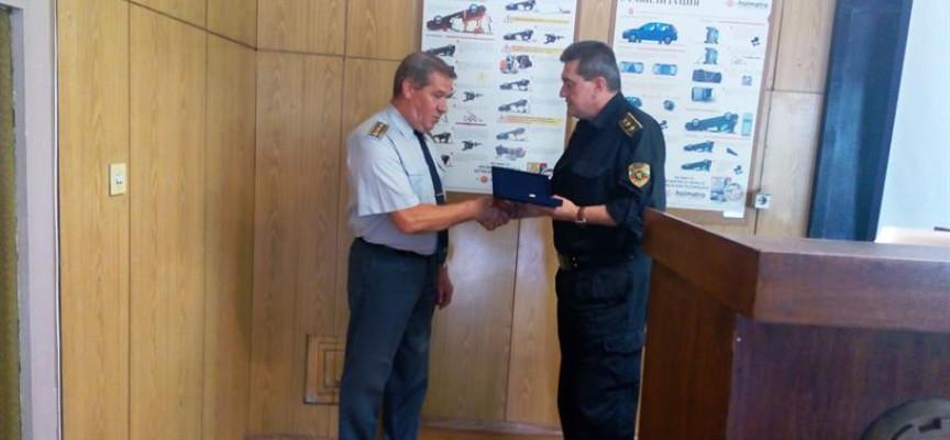 25 пожарникари с награди преди празника на МВР