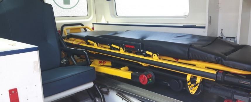Пациентка оскуба медицинска сестра в Спешното
