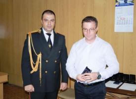 102-ма служители на ОДМВР – Пазарджик с награди за празника си