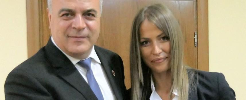 Зам.- министър Стефан Балабанов прие сръбския държавния секретар на МВР
