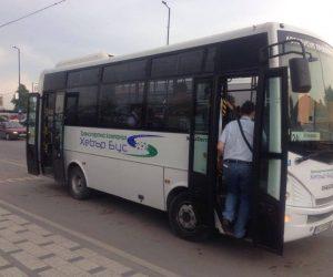 Ако не вали: Освежават пътната маркировка в събота и неделя, ще има временна организация на движението на три от автобусните линии, ето кои