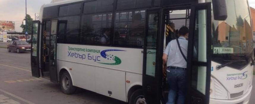 Автобуси тръгват по линиите на тролеите до края на ремонта на новото кръгово