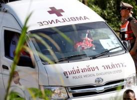 Добрата новина: Спасиха всички деца от футболния отбор от пещерата в Тайланд