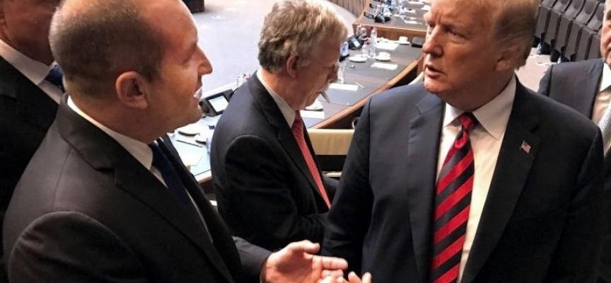 Румен Радев: НАТО не е  борса, на която можеш да си купиш сигурност, НАТО е съюз на суверенни държави