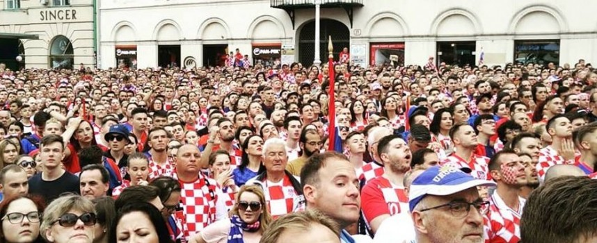 Пазарджиклии посрещнаха отбора на Хърватия в Загреб