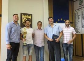 1000 лв. премия за баскетболните ни шампиони