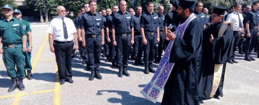91 жандармеристи положиха клетва в Пазарджик
