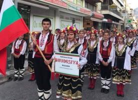 """""""Чудесия"""" отнесе българските ритми в Патра"""