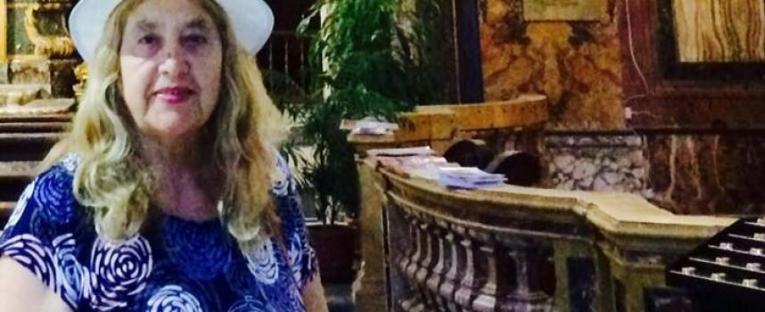 Катя Калеева: Петър Парчевич е погребан на днешната дата в Рим