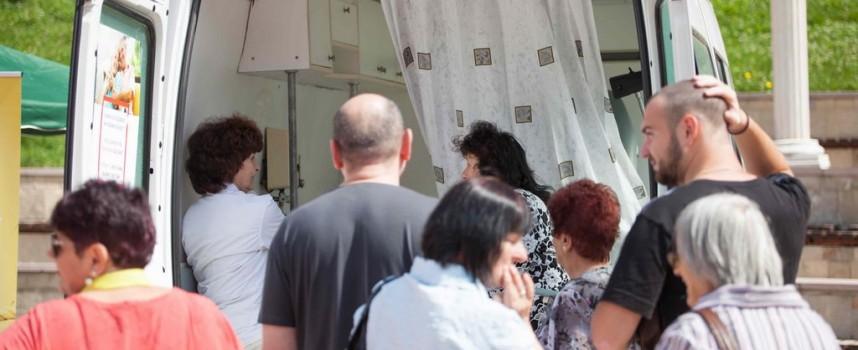 """РЗИ Пазарджик с участие в кампанията """"Скъсай с хепатита"""""""