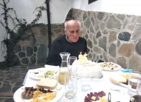 Ветеран от Втората световна война от Брацигово чества 95 годишен юбилей