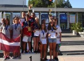 Завърши Световното юношеско първенство по авиомоделизъм