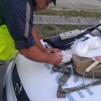 Наркоман зад волана в Черногорово, пиян в Панагюрище