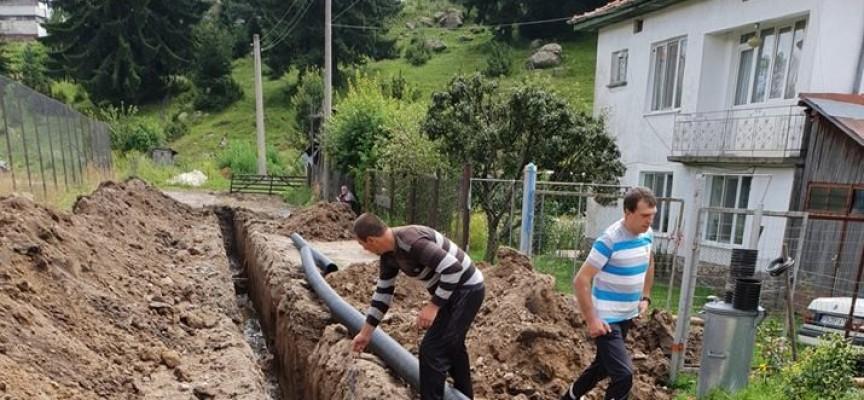 Сърница ремонтира улици с 450 000 лв.