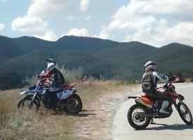 Равногор: Състезание с кросови мотори си спретнаха десетина души
