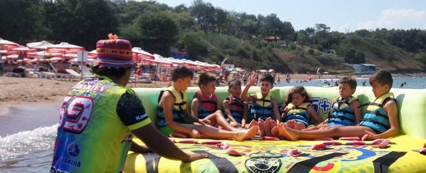 """Черноморец: СК """"Шампион"""" в плувен двубой с руски лагерници"""