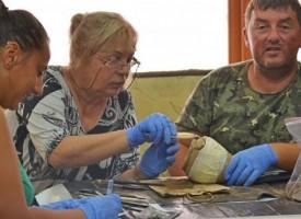 Екипът на д-р Бони Петрунова откри съкровище в крепостта Калиакра