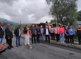 Читателска връзка: Нова Махала се сдоби с асфалт на главна улица
